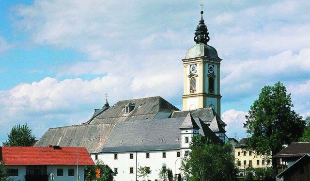 Kirchenansicht von Süden