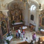 Blick vom Chor