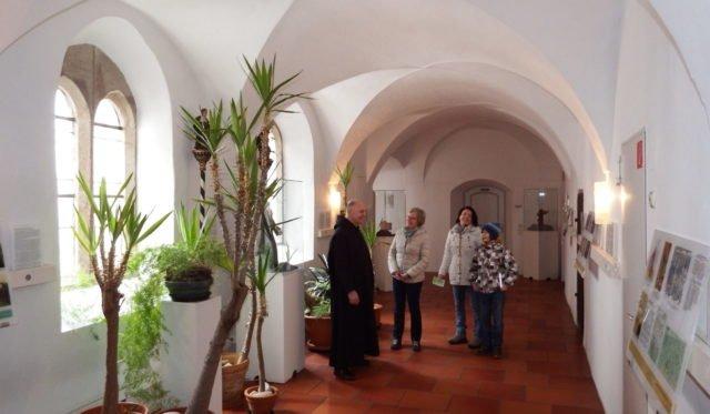 Klosterführungen Keuzgang