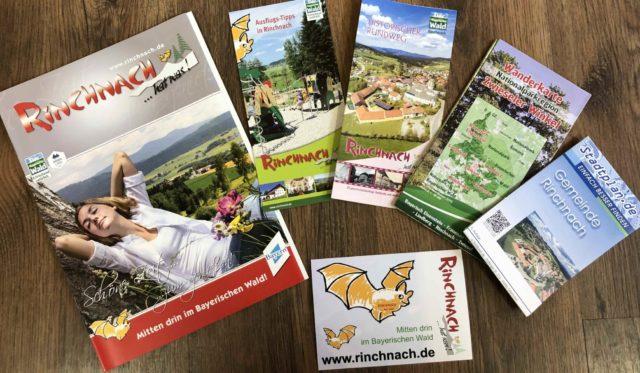 Alle Flyer und Prospekte über Rinchnach