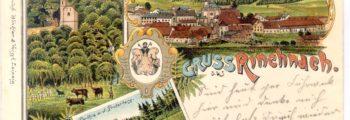 2003: 800 Jahre Kloster Rinchnach