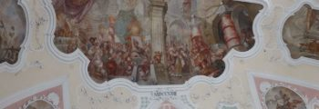 1997: Kirchenrenovierung