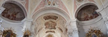 1727: Umbau zur heutigen Barockkirche