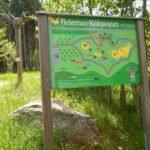 Infotafel Fledermaus-Waldspielplatz