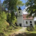 Frauenbrünnl / Guntherkircherl (eine Kapelle im Wald)