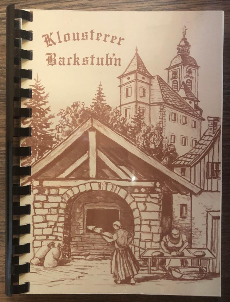 Rinchnacher Backbuch
